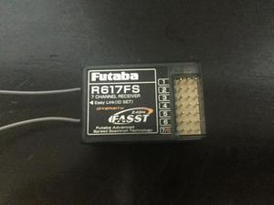 Vendo ricevente Futaba 7 ch (R617 FS)