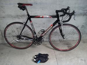 bici da corsa basso diamante cambio durace