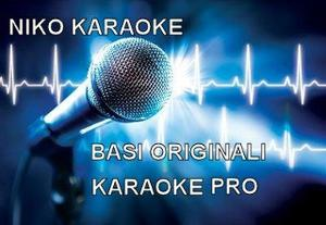 Basi karaoke mp3 professionali originali