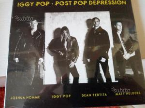 CD Stooges e Iggy Pop