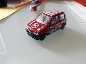 FIAT CINQUECENTO Rally n°103 anni90