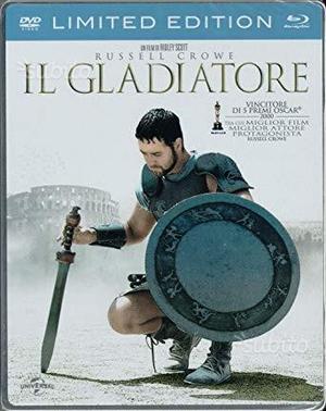 Il Gladiatore Blu-Ray