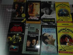 LOTTO 14 VHS videocassette FILM GIALLI CLASSIC