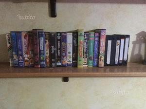 VHS originali Classici Walt Disney