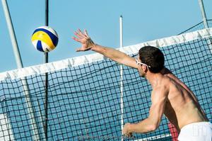 Vende Rete da pallavolo volley regolamentare pesante,