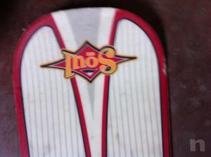 tavola snowboard con attacchi scarponi da sci Mi piace (0)