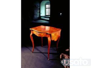 Annuncio Tavolino da salotto in stile con intarsio in legno