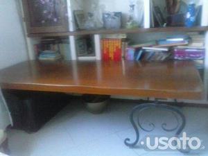 Annuncio Tavolo legno massello