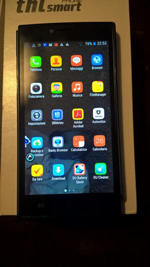 CELLULARE SMARTPHONE THL