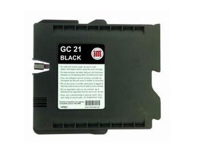 Cartuccia compatibile RICOH GC21-K BLACK pag