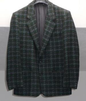 Giacca da uomo in pura lana vergine TG. 46