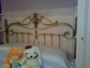 Letto matrimoniale con spalliere posot class - Spalliere letto in legno ...