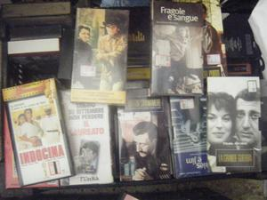 LOTTO 80 FILM VHS