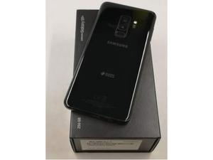 SAMSUNG S9 Plus. NUOVO, MAI USATO. Black. 256gb. No Brand.