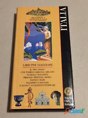 TCI Guida ORO ITALIA per scoprire il Bel Paese