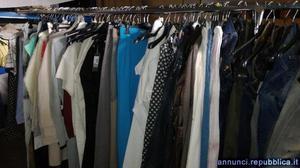 lotto stock abbigliamento invernale donna rimanenza di