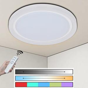 vidaXL Lampada da soffitto RGB LED 32 W