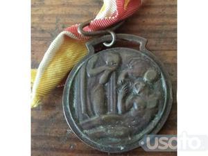 Annuncio 1 medaglia in bronzo della 2 guerra mondiale