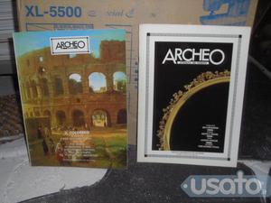 Annuncio Archeo rivista + dossier numeri da 1 a 22 ottimi.