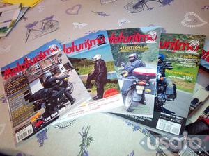 Annuncio Collezione completa della rivista mototurismo