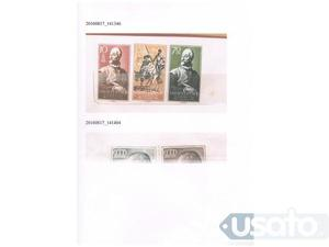 Annuncio Raccolta francobolli vari