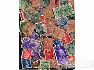 Annuncio Scambio francobolli usati di regno e repubblica