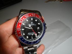 ROLEX GMT 2 ACCIAIO