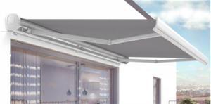 Tenda da sole elettrica a cassonetto posot class for Tenda da sole usata