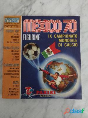 Album Mexico 70 Panini