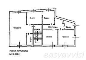 Appartamento quadrilocale 125 mq, provincia di bergamo