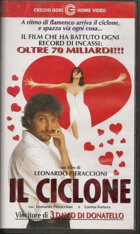 FILM IN VIDEOCASSETA VHS