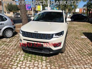 Jeep compass 2.0 multijet ii aut. 4wd limited italiana km0