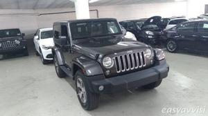 Jeep wrangler 2.8 crd dpf sahara auto diesel, valle daosta