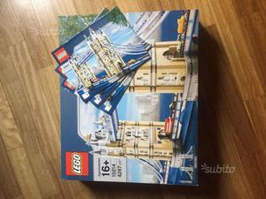 Lego tower bridge  pezzi