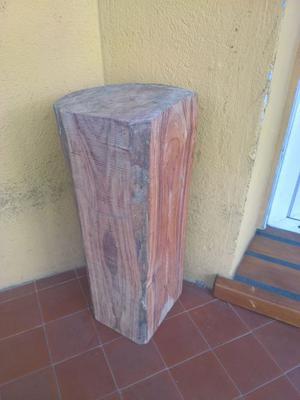 ceppo in legno bois de rose