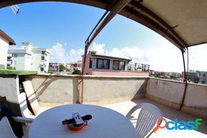 Attico 2 appartamenti su due livelli con terrazzo