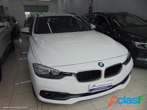 BMW 318 D Touring Business Advantage Aut. diesel in vendita