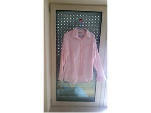 Camicia colore rosa elegante taglia XL