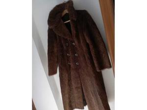 Cappotto in pelliccia di castorino 02536b4548d8