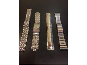 Cinturini in acciaio per orologi