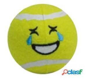 Croci palla tennis emoticon 6,5 cm