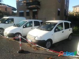 FIAT Fiat Panda 4X4 Van 2 posti GPL gpl in vendita a Roma