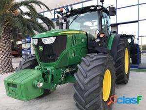 JOHN DEERE 6210 R VARIO in vendita a Lucera (Foggia)