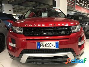 LAND ROVER Evoque diesel in vendita a Torino (Torino)