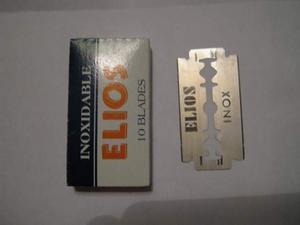 N.10 confezioni di lame per rasoio compreso spedizione