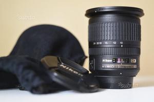 Nikon Obiettivo AF-S DX  mm f/ G