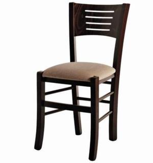 Sedie pizzerie ristoranti Prezzo fabbrica:  L sedile