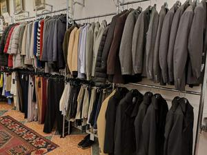 Stock abbigliamento uomo/donna 80% inverno 20% estivo