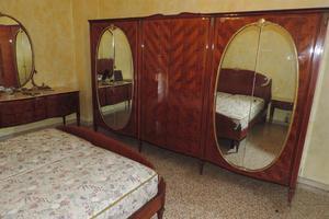 Camera da letto in legno stile impero spagnolo   Posot Class