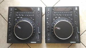 CONSOLE DJ RELOOP RMPS ALPHA BLACK + MIXER NOIZ 5 CANALI